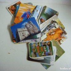 Coleccionismo Calendarios: CALENDARIOS DE BOLSILLO LOTE DE 100 CALENDARIOS DE VARIOS TEMAS--Nº-503. Lote 244617065