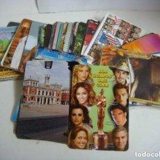 Coleccionismo Calendarios: CALENDARIO DE BOLSILLO LOTE DE 143 CALENDARIO VARIOS TEMAS Nº-536. Lote 244617485
