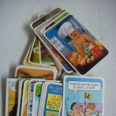 Coleccionismo Calendarios: CALENDARIOS DE BOLSILLO TAMAÑO TARJETA LOTE DE 90 CALENDARIOS VARIADO Nº-427. Lote 244618360