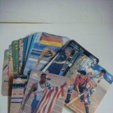 Coleccionismo Calendarios: CALENDARIOS COLECCION DE 84 CALENDARIOS JUEGOS OLIMPICOS BARCELONA 92. Lote 244618775