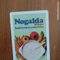 Collectionnisme Calendriers: CALENDARIO DE BOLSILLO AÑO 1986 (NAIPES COMAS) - NOGALDA. Lote 262445110