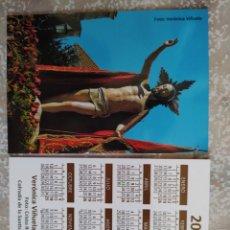 Coleccionismo Calendarios: CALENDARIO SEMANA SANTA ZAMORA 2020. Lote 244877530