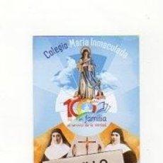 Coleccionismo Calendarios: CALENDARIO BOLSILLO - HERMANAS FRANCISCANAS DE LOS SAGRADOS CORAZONES - AÑO 2020. Lote 245198900