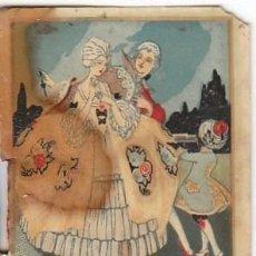 Coleccionismo Calendarios: ANTIGUO CALENDARIO SANTORAL ALMANAQUE CACAO CHOCOLATES JUNCOSA, BARCELONA 1932 AA. Lote 245381105