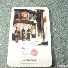 Coleccionismo Calendarios: CALENDARIO FOURNIER 1967 COCA COLA. Lote 245626630