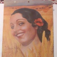 Coleccionismo Calendarios: CALENDARIO ORIGINAL COMPLETO 1934. Lote 249087320