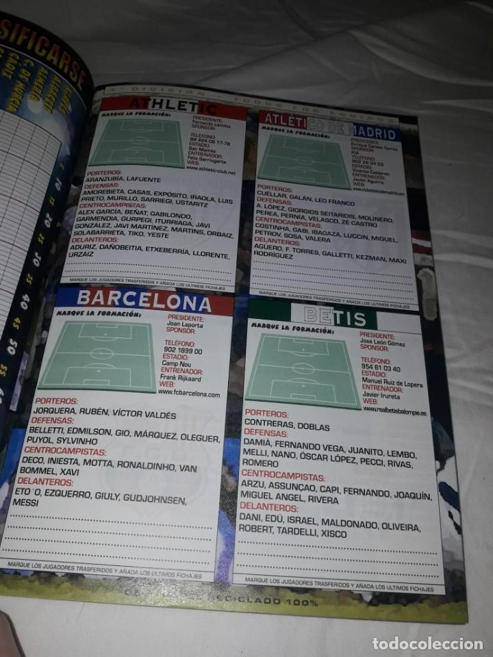 Coleccionismo Calendarios: CALENDARIO DE LIGA 2006-07 - Foto 2 - 251123415