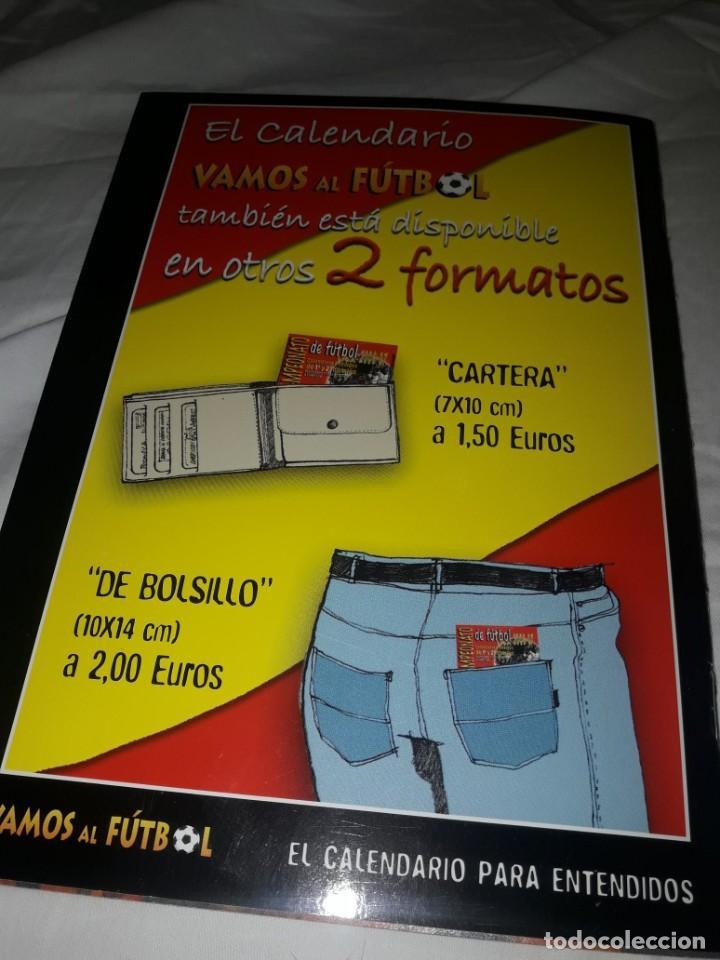 Coleccionismo Calendarios: CALENDARIO DE LIGA 2006-07 - Foto 3 - 251123415