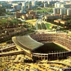 Coleccionismo Calendarios: CALENDARIO 1976 CLUB FUTBOL BARCELONA ,ESTADIO. Lote 251891365