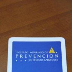 Collezionismo Calendari: CALENDARIO FOURNIER INSTITUTO ASTURIANO DE PREVENCIÓN DE RIESGOS LABORALES 2009. PERFECTO. Lote 252007125