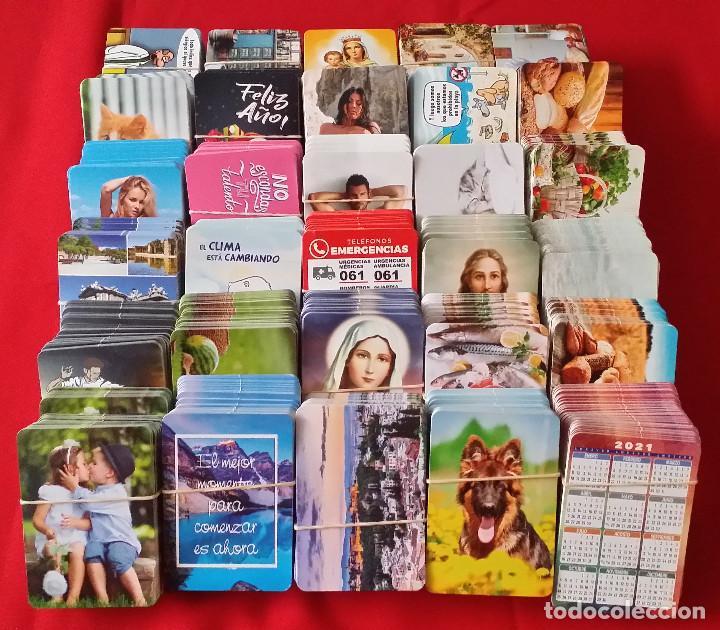 10.400 CALENDARIOS DE BOLSILLO - AÑO 2021 ¡¡NOVEDAD!! (Coleccionismo - Calendarios)