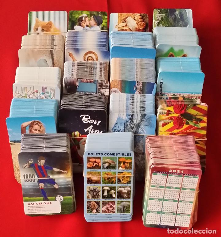 Coleccionismo Calendarios: 10.400 CALENDARIOS DE BOLSILLO - AÑO 2021 ¡¡NOVEDAD!! - Foto 4 - 253691705