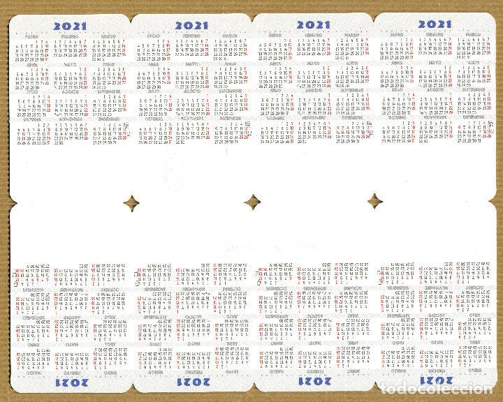 Coleccionismo Calendarios: 8 Calendarios Bolsillo – TT 2021 - Foto 2 - 253748995