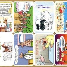 Coleccionismo Calendarios: 8 CALENDARIOS BOLSILLO – TT 2021. Lote 293937403