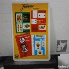 Coleccionismo Calendarios: CALENDARIO FOURNIER AÑO 1973. Lote 254888200