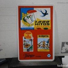 Coleccionismo Calendarios: CALENDARIO FOURNIER AÑO 1973. Lote 254888470
