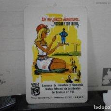 Coleccionismo Calendarios: CALENDARIO FOURNIER AÑO 1977. Lote 254892925