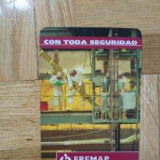 Coleccionismo Calendarios: CALENDARIO FOURNIER FREMAP AÑO 1997. VER FOTOS. NUEVO. Lote 254978330