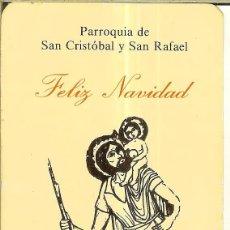 Coleccionismo Calendarios: CALENDARIO PUBLICITARIO - 1995 - CÁRITAS. Lote 255978640