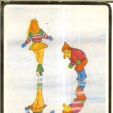 Coleccionismo Calendarios: CALENDARIO DE PORTUGAL - 1992 - HUMOR. Lote 255982550