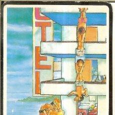 Coleccionismo Calendarios: CALENDARIO DE PORTUGAL - 1992 - HUMOR. Lote 255982635