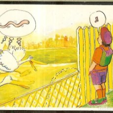 Coleccionismo Calendarios: CALENDARIO DE PORTUGAL - 1992 - HUMOR. Lote 255983100
