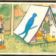 Coleccionismo Calendarios: CALENDARIO DE PORTUGAL - 1992 - HUMOR. Lote 255983290