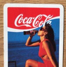 Coleccionismo Calendarios: ST C 47 CALENDARIO NO FOURNIER COCA COLA 1989 PORTUGAL PUBLICIDAD. Lote 259325330