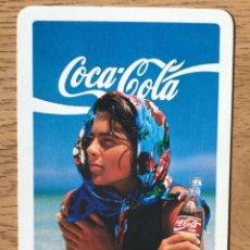 Coleccionismo Calendarios: ST C 48 CALENDARIO NO FOURNIER COCA COLA 1988 PORTUGAL PUBLICIDAD. Lote 259325440