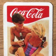 Coleccionismo Calendarios: ST C 51 CALENDARIO NO FOURNIER COCA COLA 1985 PORTUGAL PUBLICIDAD. Lote 259325780