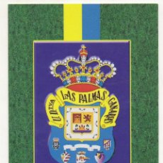Coleccionismo Calendarios: CALENDARIO DE U D LAS PALMAS NUEVO 2007 CON PUBLICIDAD. Lote 260864140