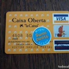 Coleccionismo Calendarios: CALENDARIO DE PUBLICIDAD, LA CAIXA AÑO 1997, EN CATALÁN, FESTIVO EN BALEARES.. Lote 261295010