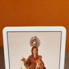 Coleccionismo Calendarios: CALENDARIO DE BOLSILLO FOURNIER CAJA DE AHORROS DEL CIRCULO CATÓLICO (SALIDA1€). Lote 263764025