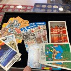 Coleccionismo Calendarios: LOTE DE CALENDARIOS FOURNIER. Lote 264535734