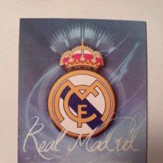 Colecionismo Calendários: CALENDARIO PUBLICITARIO. FÚTBOL. REAL MADRID. AÑO 2020. Lote 265744384