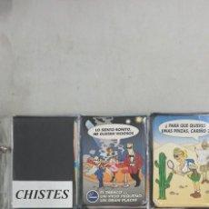 Coleccionismo Calendarios: ENVIÓ GRATIS. ÁLBUM CALENDARIOS DE BOLSILLO 1998 CHISTES. Lote 267354349