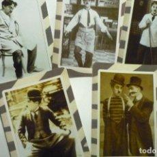 Coleccionismo Calendarios: LOTE CALENDARIOS 2011 CHARLES CHAPLIN. Lote 268120029