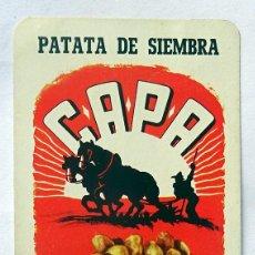Collectionnisme Calendriers: CALENDARIO DE FOURNIER , CAPA, AÑO 1959. Lote 268167869