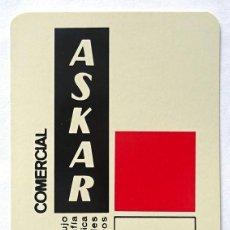 Collectionnisme Calendriers: CALENDARIO DE FOURNIER , ASKAR, AÑO 1974. Lote 268255869