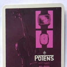 Collectionnisme Calendriers: CALENDARIO DE FOURNIER , POTENS, 1974. Lote 268256459