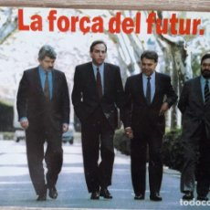 Coleccionismo Calendarios: CALENDARIO DEL PSC AÑO 1993.. Lote 269262888