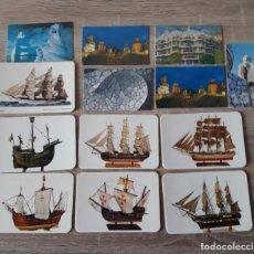 Coleccionismo Calendarios: 13 CALENDARIOS DE COLECCIÓN.. Lote 269269693