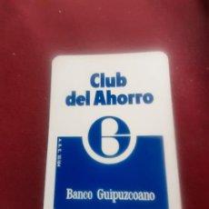Coleccionismo Calendarios: CALENDARIO DE FOURNIER DE 1976 IMPECABLE. BANCO GUIPUZCOANO. Lote 269293728