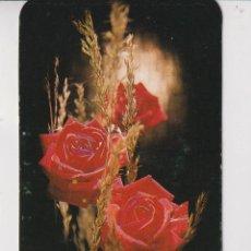 Collectionnisme Calendriers: CALENDARIO RAMO DE FLORES DE AÑO1985 EN PUBLICIDAD DE SNAK BAR LA PENYA BADALONA EN ESP. Lote 269348888