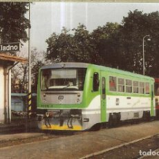 Colecionismo Calendários: CALENDARIO DE LA REP. CHECA - 2004 - TREN. Lote 270158068