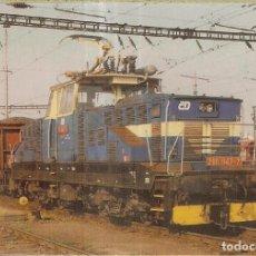 Colecionismo Calendários: CALENDARIO DE LA REP. CHECA - 2004 - TREN. Lote 270158378