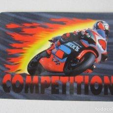 Coleccionismo Calendarios: CALENDARIO MOTO 2004. Lote 271685643