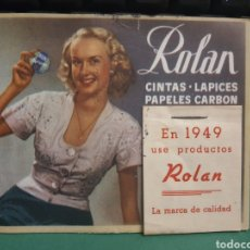 Coleccionismo Calendarios: CALENDARIO, ALMANAQUE. 1949 . ROLDAN. Lote 277289503