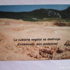 Coleccionismo Calendarios: CALENDARIO DE BOLSILLO - 1993 - ANAN - ASOCIACION NAVARRA AMIGOS DE LA NATURALEZA. Lote 278448963