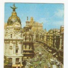 Coleccionismo Calendarios: CALENDARIO DE BOLSILLO AÑO 1967 MADRID - EDIFICIO LA UNIÓN Y EL FENIX Y OTROS - VER FOTO REVERSO. Lote 279465768
